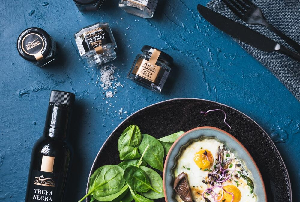 Social Media and Product Photography for Clients in the Food Industry